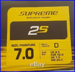 Bauer Supreme 2S Skates Size 7D