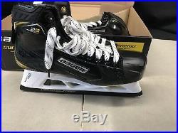 Bauer Supreme 2s Pro Goal Skate Size 10D