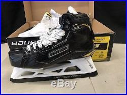 Bauer Supreme 2s Pro Goal Skate Size 8D