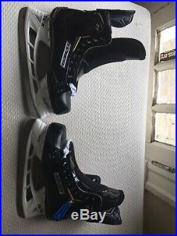 Bauer Supreme 2s Pro Senior Ice Hockey Skates- Size 7 D
