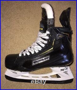 Bauer Supreme 2s Pro Size 7.0 D Ice Hockey Skates