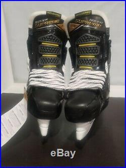 Bauer Supreme 2s Pro Skates 7.5 D TUUK LS5 Carbon