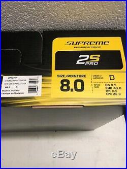 Bauer Supreme 2s pro, Size 8.0D