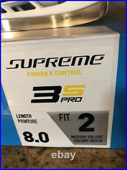 Bauer Supreme 3SPro Senior Skate Size 8 Fit 2