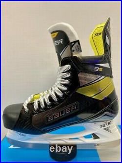 Bauer Supreme 3S 8.0 Fit 2 Skates (DEMO skated on for 1 ice session)