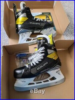 Bauer Supreme 3S Senior Ice Hockey Skates 8.0 Fit 2