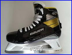 Bauer Supreme 3s Ice Hockey Goalie Skates Senior Size 8d