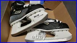 Bauer Supreme 4000 Ice Hockey Sr. Skates Size 8.5 US Shoes Size 10 New