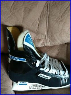 Bauer Supreme 4000 Skates. Size 10D. Brand new