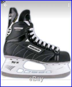 Bauer Supreme 6000 Ice Hockey Skates Size Us 9.5