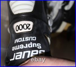 Bauer Supreme Custom 2000 Men's Ice Skates Size 9 (new)