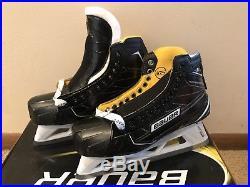 Bauer Supreme Custom Pro Stock 1S Goal Skate Sz 6.5D