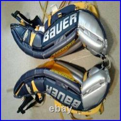Bauer Supreme Goalie Pads 33 inch