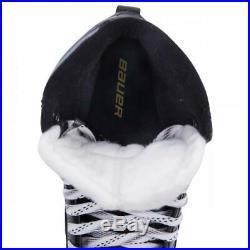 Bauer Supreme Ice Hockey Goal Skates Senior UK 8.5 MODEL S27 SR S18 BRAND NEW
