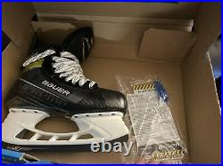 Bauer Supreme Matrix Composite boots sz 8 hockey skate