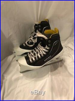 Bauer Supreme One80 Goalie Skates 10D NOS