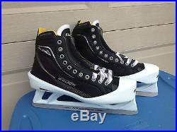 Bauer Supreme One80 SR Mens Goalie Skates 7D