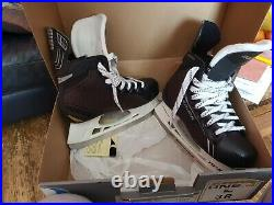 Bauer Supreme One. 4 Skate skate JR 12 U. K 3.5 width R