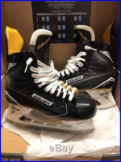 32bb408c4b6 Bauer Supreme S160 Senior Ice Hockey Skate 9.5D