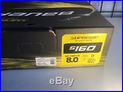 Bauer Supreme S160 skates Sr size 8 D. Im a former sales rep for Bauer