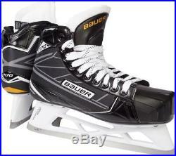 Bauer Supreme S170 Goalie Skates 11D
