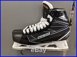 Bauer Supreme S170 Senior Goalie Hockey Skates Brand New