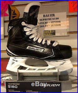 Bauer Supreme S180 Junior Ice Hockey Skate