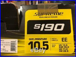 Bauer Supreme S190 Gr. 10,5EE US 46EE EUR (wie neu/like neu)