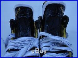 Bauer Supreme S190 JR Ice Hockey Skates size 4.5D