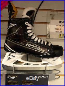 Bauer Supreme S190 Junior Ice Hockey Skate