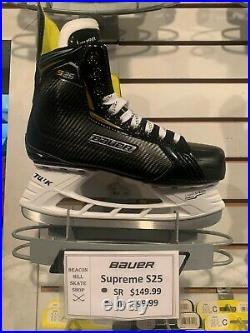 Bauer Supreme S25 Hockey Skates (NEW IN BOX)