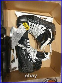 Bauer Supreme S27 Goalie Skates UK size 7. Ccm size 6.5 new