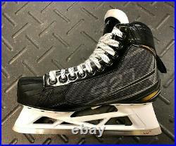 Bauer Supreme S27 Hockey Goalie Skate Sr NEW 8.5D