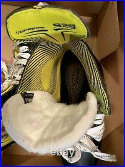 Bauer Supreme S29 Hockey Sr. Skates (NIB) Size 9 (10.5 Shoe) Men's, Retails $330