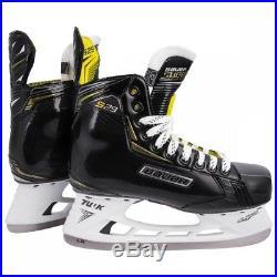 Bauer Supreme S29 Ice Hockey Skates Mens (E) Width Fit Senior Free Blade Guard