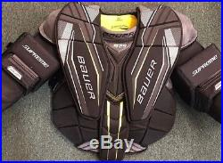 Bauer Supreme S29 Intermediate Goalie Chest & Arm Protector Large