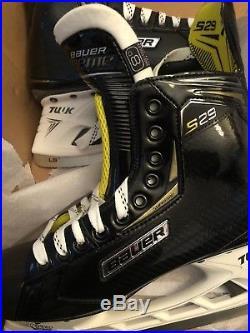 Bauer Supreme S29 Mens Hockey Skates