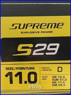 Bauer Supreme S29 SZ 11D