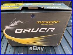 Bauer Supreme SR S18 SDC/ Comp Size 6.5 WideD Hockey Skates(NEW)