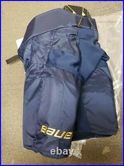 Bauer Supreme Total One Pro Stock Hockey Pants/Shell Buffalo Sabres 50th Medium