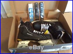 Bauer Supreme Total One Sr size 11.5 Skates NEW NEW NEW