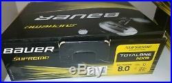 Bauer Supreme Totalone NXG Goal SR Skate size 8'0