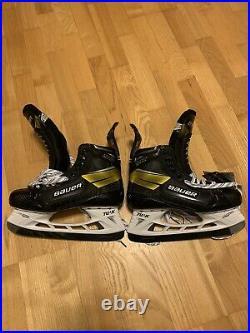 Bauer Supreme UltraSonic Senior Skate Size 9.5 Fit 2 Brand New