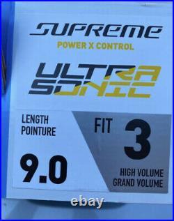 Bauer Supreme UltraSonic Senior Skate Size 9 Fit 3 Brand New