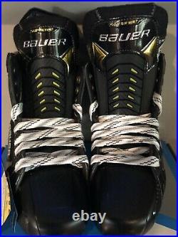 Bauer Supreme Ultra Sonic Intermediate Skates Size 5.5 Fit 2