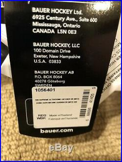 Bauer Supreme Ultrasonic Catch Glove And Blocker Set