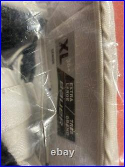 Bauer Supreme Ultrasonic Custom Senior Goalie Pads And Gloves Set XL 36+