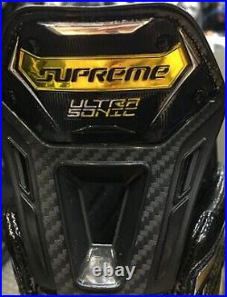 Bauer Supreme Ultrasonic SR Ice Hockey Skates Non Pro Stock Return