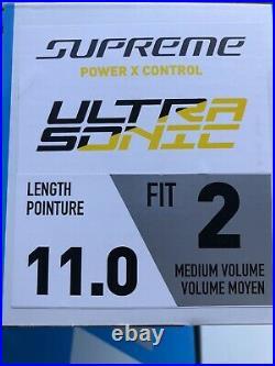 Bauer Supreme Ultrasonic Size 11 Fit 2