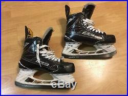 Bauer Supreme s190 skates size Senior Sr 7.5 EE New Steel, New Insoles